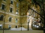 Koulutustilaisuuden iltavastaanotto Oulun kaupungintalolla 17.2.2012