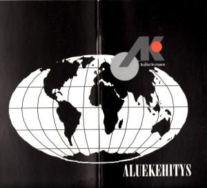 ALUEKEHITYS