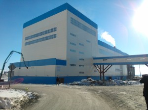 Kirovsk 11.4.2013 kaivoshanke: Ahma-insinöörit, Metso, Outotec Suomesta läsnä n. 1 mrd:n investoinnissa