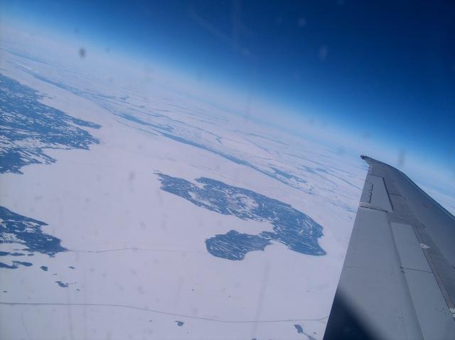 Oulu pyrkii olemaan Pohjois-Kalotin lentoliikenteen keskus. Yhteydet Murmanskiin vielä puuttuvat vuonna 2013.