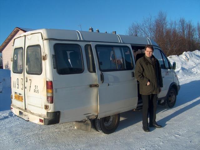 Henkilöliikennepalvelut Ivalo-Murmansk ja Salla-Kantalahti-Murmansk –välillä
