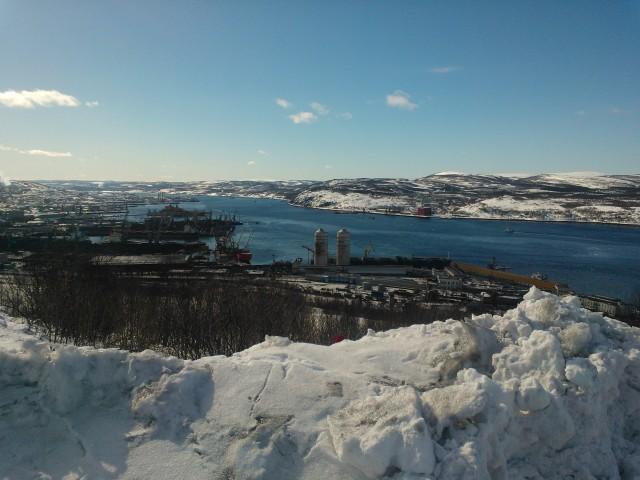 Murmansk Koillisväylän kehittyvä solmukohta