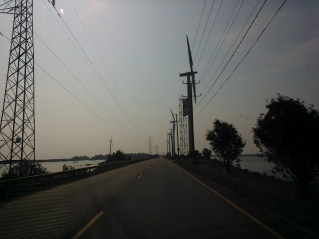 Pengertie tarjoaa mahdollisuuden myös tuulivoimalle.