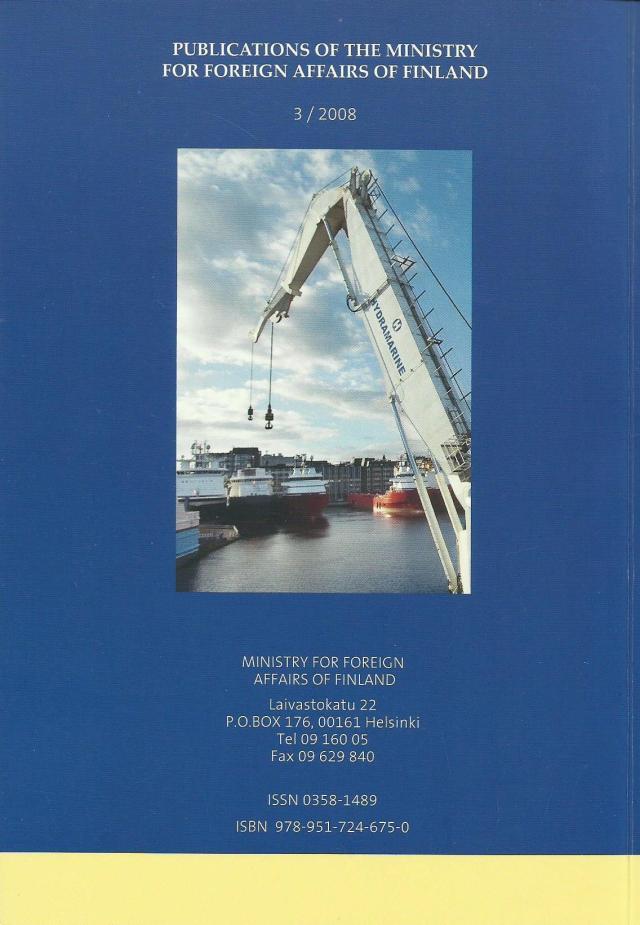 Sponsori julkaisun kannessa, Cargotec