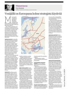 Kainuun Sanomat, Tiistaivieras 10.3.2014