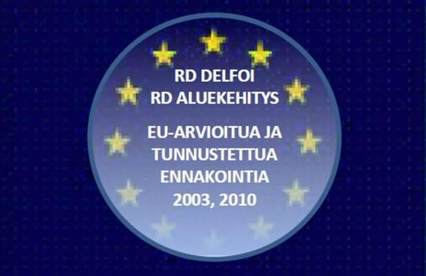 EU palkitsi public-private -ennakointimallin
